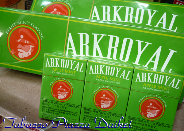 image: ARKROYAL Apple Mint