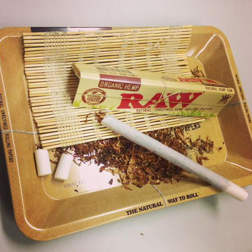 image: RAW mini tray