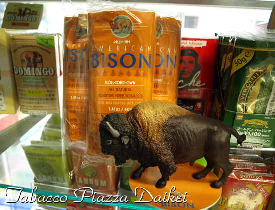 image: shag american bison